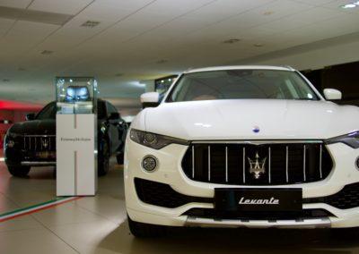 Maserati event